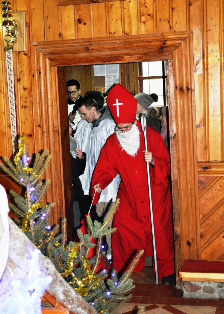 św. Mikołaj w Królewie 2014